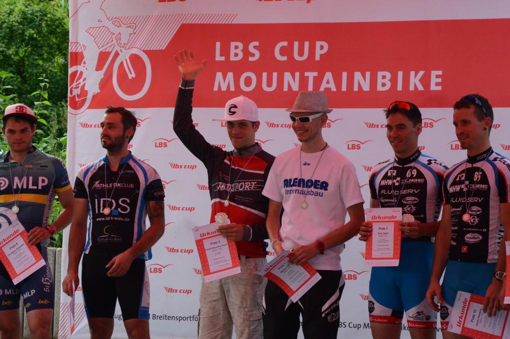 Siegerehrung LBS-Cup Mannheim